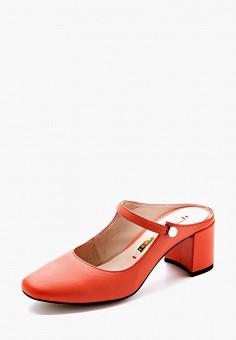 Туфли, Modus Vivendi, цвет  оранжевый. Артикул  MP002XW13QNR. Обувь   Туфли 1a9979bda9f