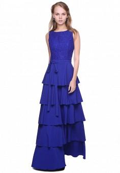 490eadc3cdf Купить женские вечерние платья синие от 199 руб в интернет-магазине ...
