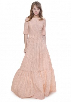 ba35cf517d8 Купить женские макси платья бежевые от 740 руб в интернет-магазине ...