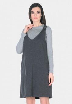 4a7e46c83f9e Сарафан, Мама Мила, цвет  серый. Артикул  MP002XW15IJ6. Одежда   Одежда