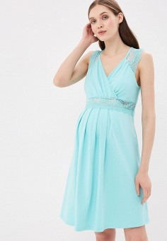 Сорочка ночная, Hunny mammy, цвет  бирюзовый. Артикул  MP002XW18O2Y. Одежда    cbc451cbb21