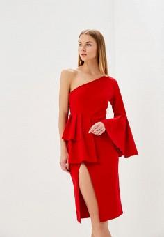 1dc4c5ea6ad Купить красные коктейльные платья от 499 руб в интернет-магазине ...