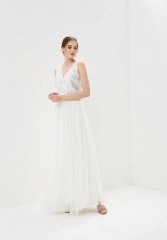 e0f7876f8518 Купить белые вечерние платья от 999 руб в интернет-магазине Lamoda.ru!