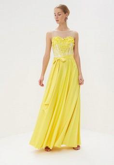 78887d910c3 Купить женские вечерние платья желтые от 499 руб в интернет-магазине ...
