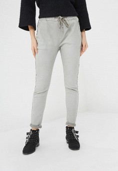 e73cdec9f01 Купить серые женские джинсы от 835 руб в интернет-магазине Lamoda.ru!