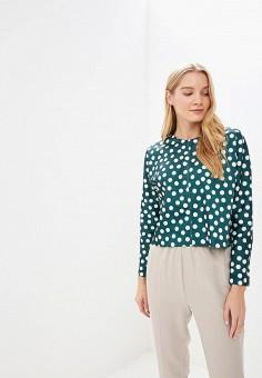 4fb685cc369c60f Купить зеленые блузки от 261 руб в интернет-магазине Lamoda.ru!
