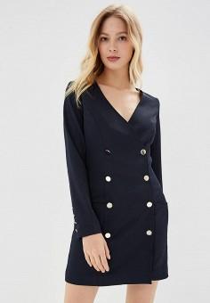 45376f99f6789 Платье, Self Made, цвет: синий. Артикул: MP002XW190V5. Одежда / Платья