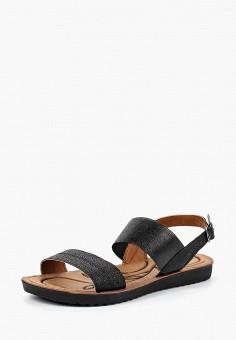 Сандалии, Kynuria, цвет  черный. Артикул  MP002XW193CZ. Обувь   Сандалии f1de9b1ee5a