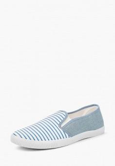 742c9f3d0b8b Слипоны, Kynuria, цвет  голубой. Артикул  MP002XW193WS. Обувь   Слипоны