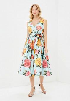 69384ea34fa Купить голубые коктейльные платья от 1 270 руб в интернет-магазине ...