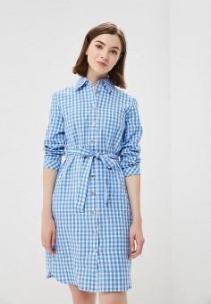 Платье, po Pogode, цвет: голубой. Артикул: MP002XW196YE. Одежда / Платья и сарафаны