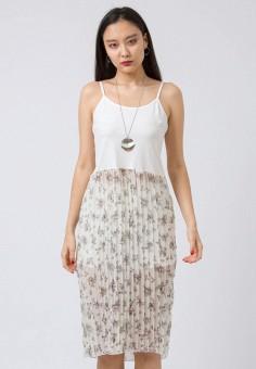 f40189fe4cd Купить женские летние платья белые из хлопка от 1 590 тг в интернет ...