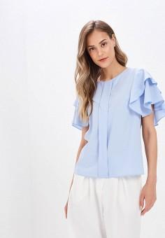 60d652828b8 Купить блузки с воланами и рюшами от 261 руб в интернет-магазине ...