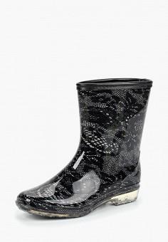 8b090dd6a Резиновые сапоги, T.Taccardi, цвет: черный. Артикул: MP002XW198OO. Обувь