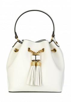 Купить белые женские кожаные сумки от 870 руб в интернет-магазине ... 9c1561166cc