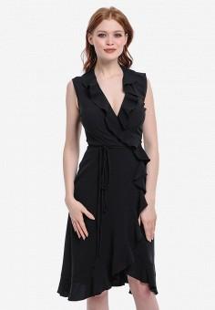 Платье, Kotis Couture, цвет: черный. Артикул: MP002XW1994R. Одежда / Платья и сарафаны