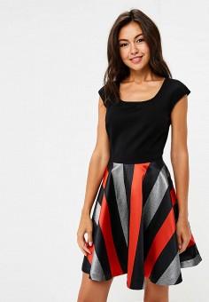 Платье, La selva, цвет: черный. Артикул: MP002XW19A3N. Одежда / Платья и сарафаны