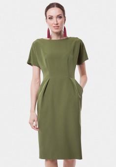 5be194e5833 Купить офисные платья больших размеров женская одежда Vladi ...