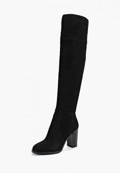 c59fe25282e2 Ботфорты, Pierre Cardin, цвет  черный. Артикул  MP002XW19CDM. Обувь   Сапоги