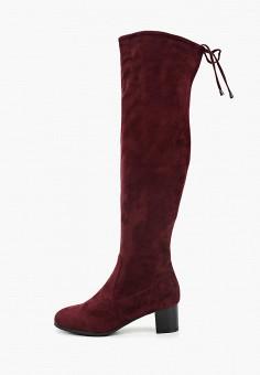 2871a5b8295e Ботфорты, T.Taccardi, цвет  бордовый. Артикул  MP002XW19CI9. Обувь