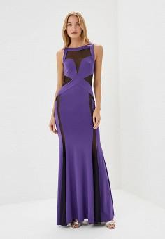 Платье, RicaMare, цвет: фиолетовый. Артикул: MP002XW19FM4. Одежда / Платья и сарафаны