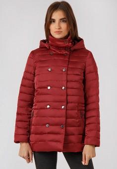 Куртка утепленная, Finn Flare, цвет  красный. Артикул  MP002XW19G6N. Одежда    a2eccf1ceed