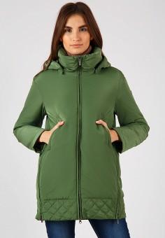 a0f321797b4bf Куртка утепленная, Finn Flare, цвет: зеленый. Артикул: MP002XW19G6U. Одежда  /