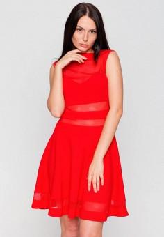 9ad9b0cb86bf7ea Платье, Karree, цвет: красный. Артикул: MP002XW19HB1. Одежда / Платья и