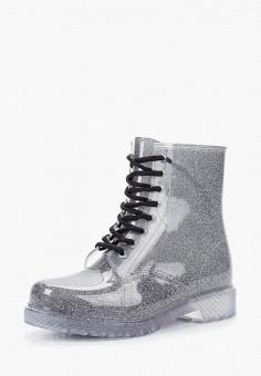Резиновые ботинки, Tervolina, цвет  серебряный. Артикул  MP002XW19I69. Обувь 8c25a30dac5