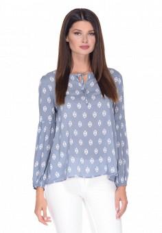 c5e584e6af06b69 Купить голубые блузки от 261 руб в интернет-магазине Lamoda.ru!
