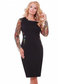 3d077c02311d Платье, Vlavi, цвет  черный. Артикул  MP002XW1ALX4. Одежда   Одежда больших