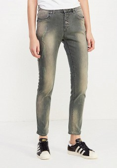 5349b464630b Купить зеленые женские джинсы от 495 руб в интернет-магазине Lamoda.ru!