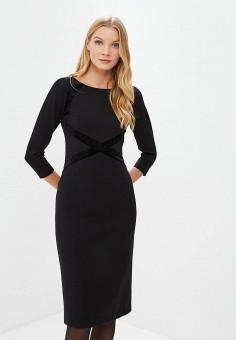 ce4bcea125fffe2 Платье, Brassorti, цвет: черный. Артикул: MP002XW1ANMY. Одежда / Платья и