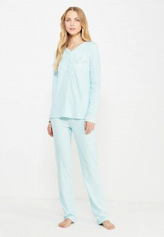8ed093d019b4 Пижама, Relax Mode, цвет: голубой. Артикул: MP002XW1AR74. Одежда / Домашняя