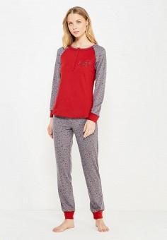 4436d149d2b7 Пижама, Relax Mode, цвет: бордовый, серый. Артикул: MP002XW1AR75. Одежда