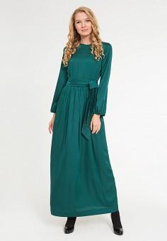 Платье, Yaroslavna, цвет: зеленый. Артикул: MP002XW1AS3M. Одежда / Платья и сарафаны