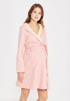 Халат домашний, Hunny mammy, цвет  розовый. Артикул  MP002XW1AY5D. 171db090319
