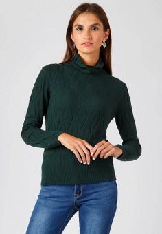 Водолазка, Finn Flare, цвет  зеленый. Артикул  MP002XW1CSM1. Одежда    Джемперы 55adfbed914