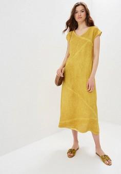 dd753de556dd Платье, Agenda, цвет: желтый. Артикул: MP002XW1F4ST. Одежда / Платья и