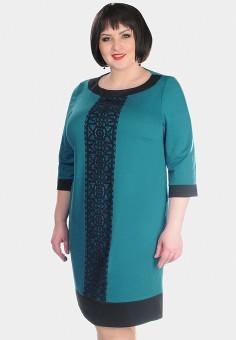 купить вязаные и трикотажные платья больших размеров от 376 грн в