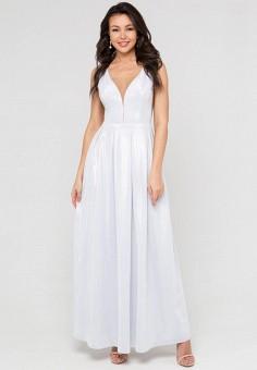 d9202aac9cd5312 Платье, Eva, цвет: белый. Артикул: MP002XW1G4CG. Одежда / Платья и