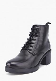 Ботильоны, Airbox, цвет: черный. Артикул: MP002XW1GK4P. Обувь / Ботильоны