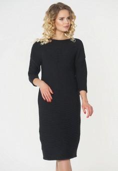 Платье, Vay, цвет: черный. Артикул: MP002XW1GLJF. Одежда / Платья и сарафаны