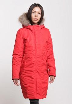 Парка, Dasti, цвет  красный. Артикул  MP002XW1GLSO. Одежда   Верхняя одежда 1f0aea57631