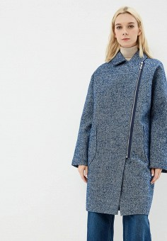 79764c80fb6f Пальто, Rosso Style, цвет  синий. Артикул  MP002XW1GOES. Одежда. Похожие  товары