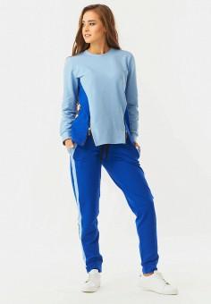 f5e37a0cc8a0 Костюм спортивный, Irma Dressy, цвет  голубой, синий. Артикул  MP002XW1GOUR.