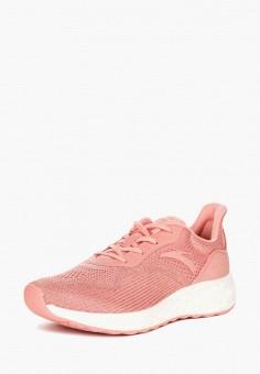 Кроссовки, Anta, цвет  розовый. Артикул  MP002XW1GPSL. Обувь   Кроссовки и 055d47fa5e7