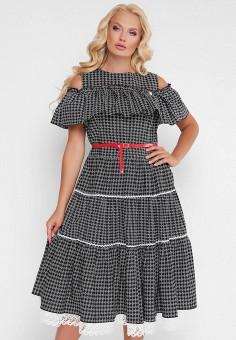 Купить летние платья и сарафаны больших размеров Vlavi от 630 грн в ... 61152d58fb05b