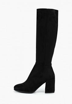 1973b674 Сапоги, Tervolina, цвет: черный. Артикул: MP002XW1GR54. Обувь / Сапоги