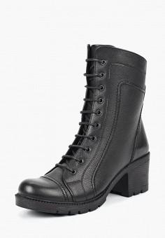 Ботильоны, Airbox, цвет: черный. Артикул: MP002XW1GRQ0. Обувь / Ботильоны